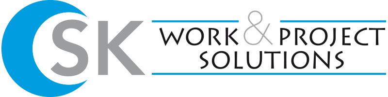 Logo SK Work & Project Solutions